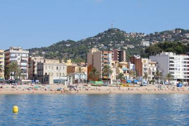 İspanya'da Plaj