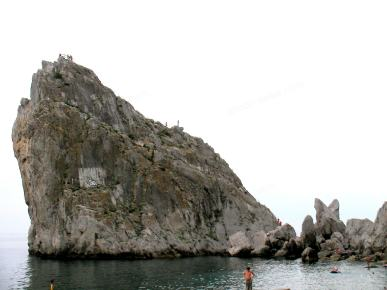 Cliff Divo yli meren