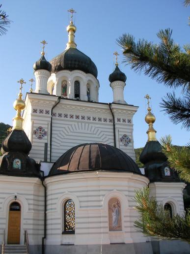 nhà thờ Foros