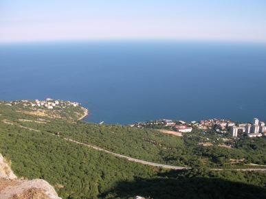 Crimea में Foros