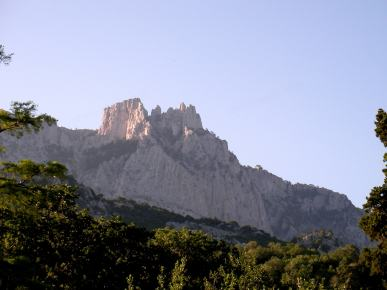 Mount Ai Petri