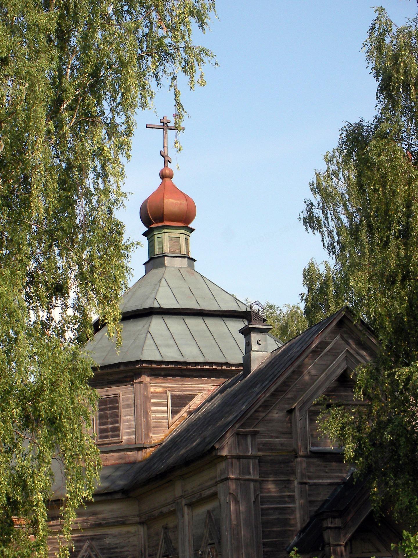 Հին ռուսական եկեղեցին