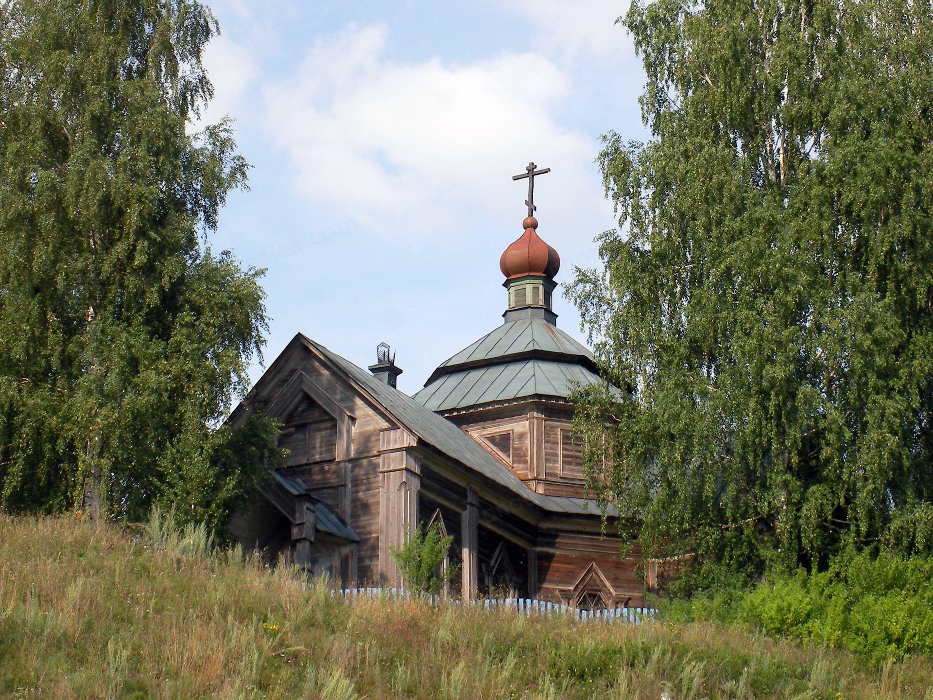 Russische oude gelovigen kerk