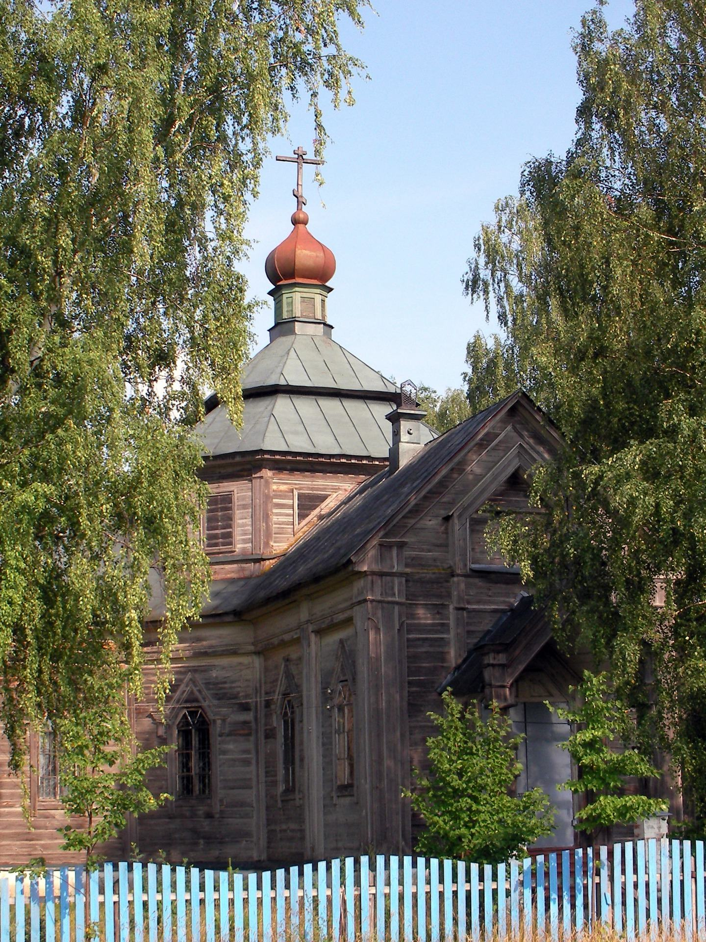 Ռուսական հնադավանները եկեղեցի