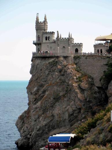 Bezienswaardigheden van de Krim